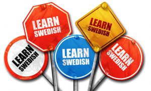 svenska - learn Swedish