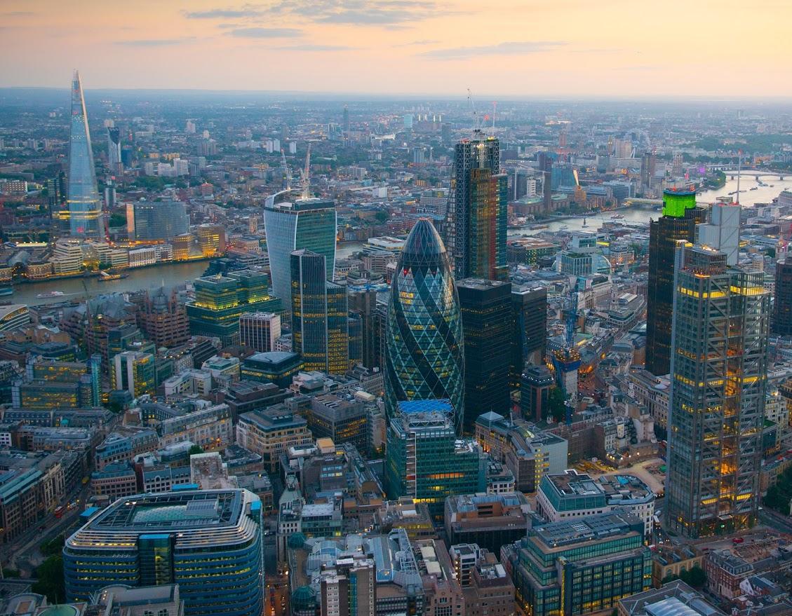 Engelska i England - Linguarama London
